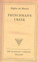 du MAURIER, DAPHNE : Frenchman' s Creek / Triangle Books, 1946