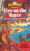 DEVER, JOE - CHALK, GARY : Lone Wolf 2 - Fire on the Water / Sparrow, 1984