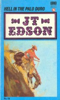 EDSON, J. T. : Hell in the Palo Duro / Corgi, 1975