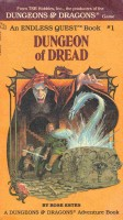 ESTES, ROSE : Dungeons and Dragons - Dungeon of Dread / TSR, 1983