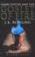 ROWLING, J. K. : Harry Potter and the Goblet of Fire / Bloomsbury, 2006