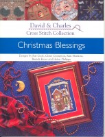 Cross Stitch Collection – Christmas Blessings / David & Charles, 2005