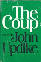 UPDIKE, JOHN : The Coup / Alfred A. Knopf, 1998.