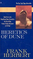 HERBERT, FRANK : Heretics of Dune / Ace, 2007