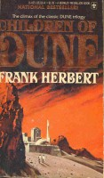HERBERT, FRANK : Dune #3 - Children of Dune / Berkley, 1977