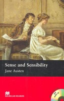 AUSTEN, JANE : Sense and Sensibility – Macmillan Readers – Intermediate Level – With Extra Exercise and CD / Macmillan, 2005