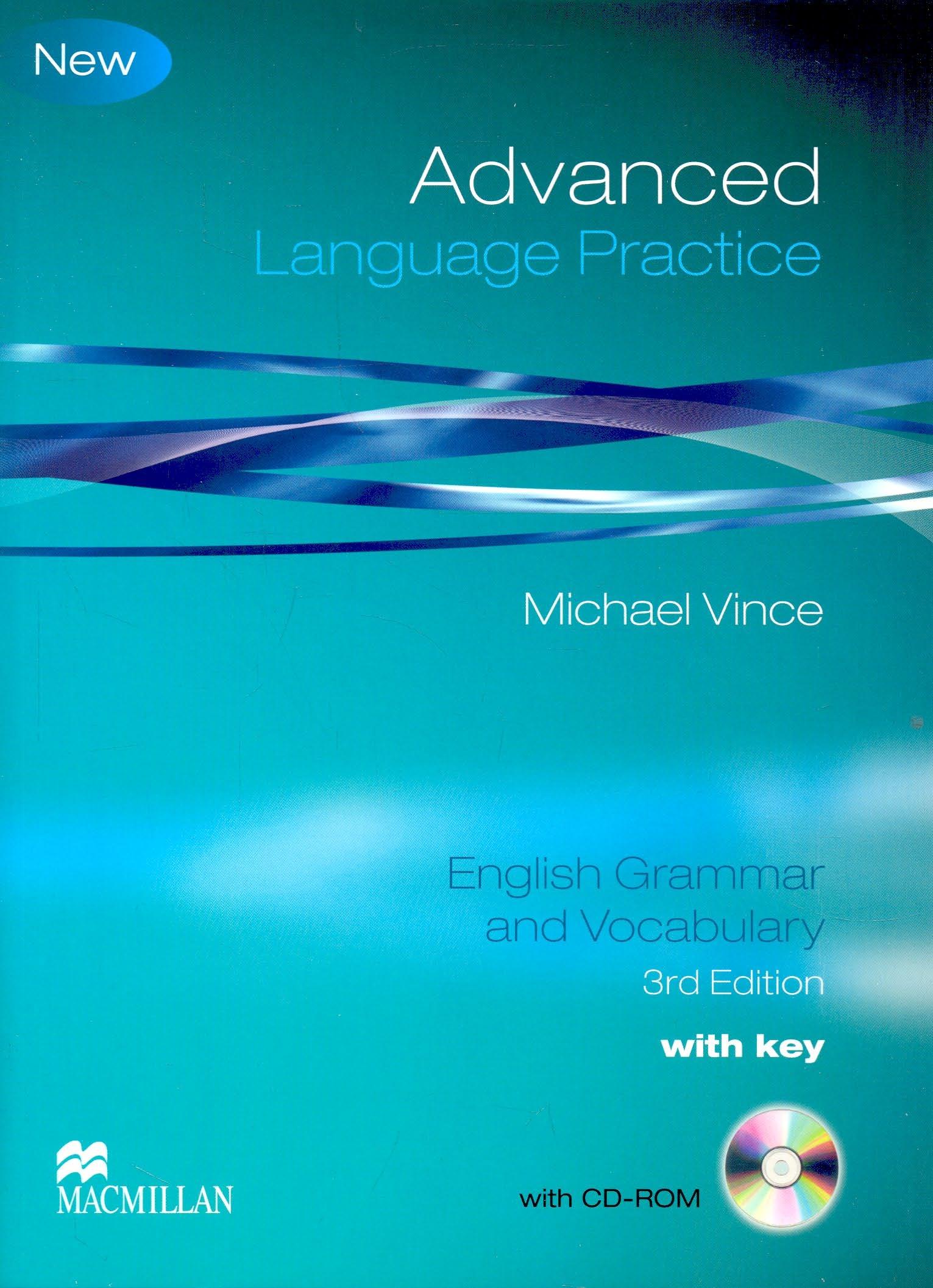 Michael Vince - Advanced Language Practice